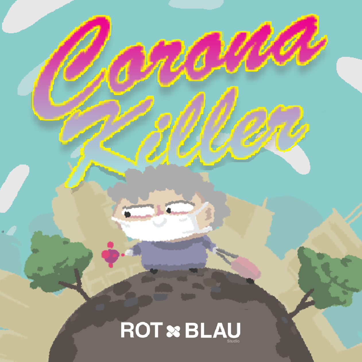 CoronaKiller_Portfolio_Image