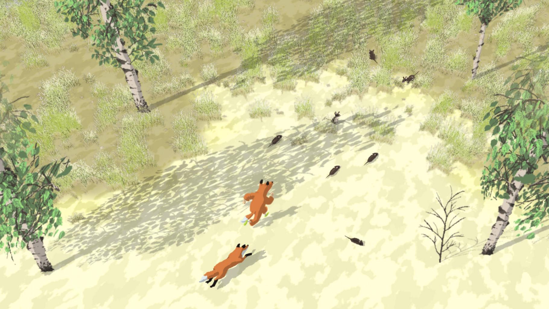 Screenshot - Being the Fox-Kid